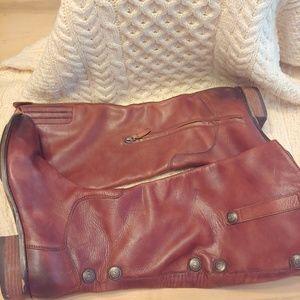 Arturo Chiango/Enchant leather boots